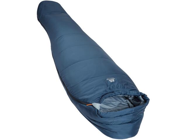 Mountain Equipment Lunar III Sovepose Shorts, blå